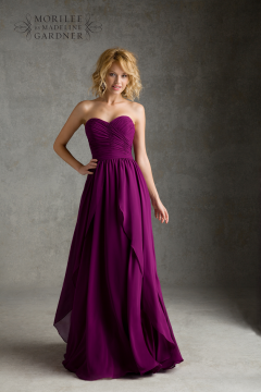 Mori Lee Bridesmaid Style 20425 Long