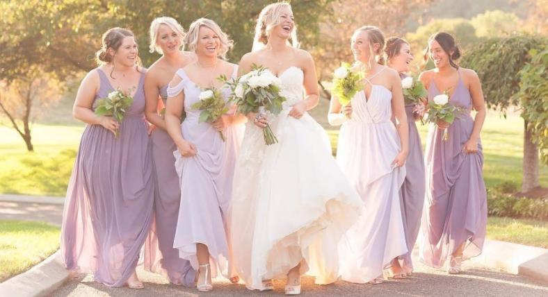 Bill Levkoff Bridesmaids Dresses at Serenity Newton Abbot