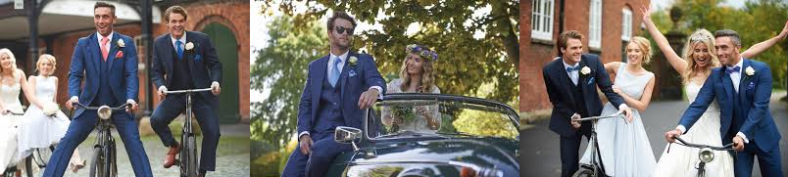 Men's Suit hire and Formal Wear, Serenity, Newton Abbot, Devon