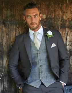 Suit Hire at Serenity, Newton Abbot, Devon, Peter Posh, Royal Waistcoat
